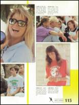 1988 Shadow Mountain High School Yearbook Page 118 & 119