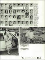 1988 Shadow Mountain High School Yearbook Page 146 & 147