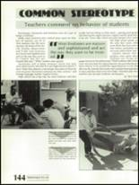 1988 Shadow Mountain High School Yearbook Page 148 & 149