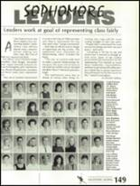 1988 Shadow Mountain High School Yearbook Page 152 & 153