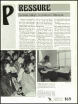 1988 Shadow Mountain High School Yearbook Page 172 & 173
