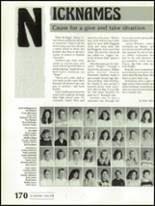 1988 Shadow Mountain High School Yearbook Page 174 & 175