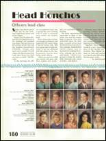 1988 Shadow Mountain High School Yearbook Page 184 & 185