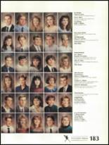 1988 Shadow Mountain High School Yearbook Page 186 & 187