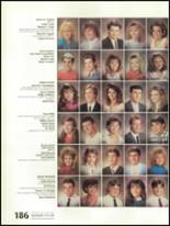 1988 Shadow Mountain High School Yearbook Page 190 & 191