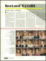 1988 Shadow Mountain High School Yearbook Page 192 & 193