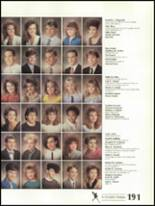 1988 Shadow Mountain High School Yearbook Page 194 & 195