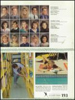 1988 Shadow Mountain High School Yearbook Page 196 & 197