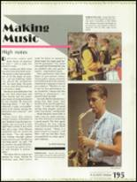 1988 Shadow Mountain High School Yearbook Page 198 & 199