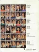 1988 Shadow Mountain High School Yearbook Page 202 & 203