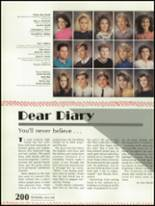 1988 Shadow Mountain High School Yearbook Page 204 & 205