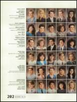 1988 Shadow Mountain High School Yearbook Page 206 & 207