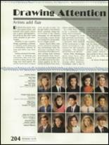1988 Shadow Mountain High School Yearbook Page 208 & 209