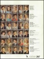 1988 Shadow Mountain High School Yearbook Page 210 & 211