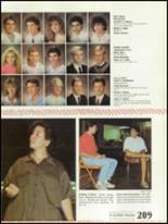 1988 Shadow Mountain High School Yearbook Page 212 & 213
