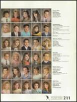 1988 Shadow Mountain High School Yearbook Page 214 & 215