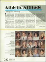 1988 Shadow Mountain High School Yearbook Page 216 & 217