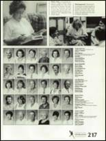 1988 Shadow Mountain High School Yearbook Page 220 & 221