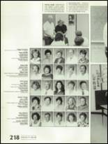 1988 Shadow Mountain High School Yearbook Page 222 & 223