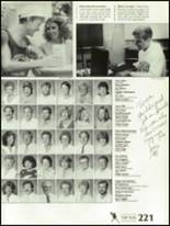 1988 Shadow Mountain High School Yearbook Page 224 & 225