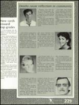 1988 Shadow Mountain High School Yearbook Page 232 & 233