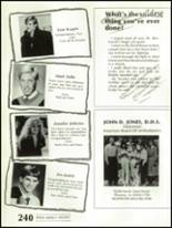 1988 Shadow Mountain High School Yearbook Page 244 & 245
