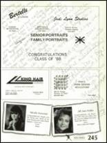 1988 Shadow Mountain High School Yearbook Page 248 & 249