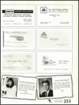 1988 Shadow Mountain High School Yearbook Page 256 & 257