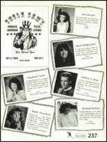 1988 Shadow Mountain High School Yearbook Page 260 & 261