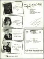 1988 Shadow Mountain High School Yearbook Page 262 & 263