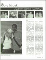 2001 Union County High School Yearbook Page 22 & 23