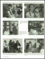 2001 Union County High School Yearbook Page 30 & 31