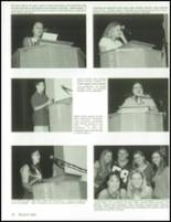 2001 Union County High School Yearbook Page 34 & 35