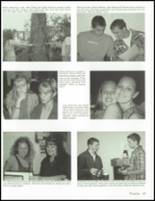 2001 Union County High School Yearbook Page 36 & 37