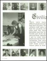 2001 Union County High School Yearbook Page 42 & 43