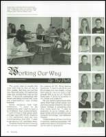 2001 Union County High School Yearbook Page 56 & 57
