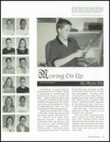 2001 Union County High School Yearbook Page 58 & 59