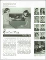 2001 Union County High School Yearbook Page 60 & 61