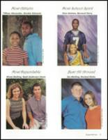 2001 Union County High School Yearbook Page 72 & 73