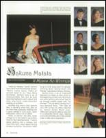 2001 Union County High School Yearbook Page 78 & 79