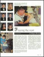 2001 Union County High School Yearbook Page 80 & 81