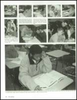 2001 Union County High School Yearbook Page 92 & 93