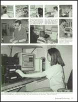 2001 Union County High School Yearbook Page 98 & 99