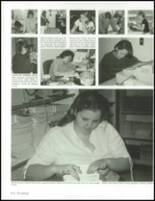 2001 Union County High School Yearbook Page 100 & 101