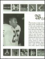2001 Union County High School Yearbook Page 104 & 105