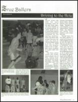 2001 Union County High School Yearbook Page 112 & 113