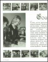 2001 Union County High School Yearbook Page 128 & 129