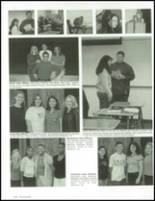 2001 Union County High School Yearbook Page 140 & 141