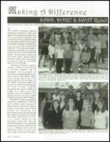 2001 Union County High School Yearbook Page 150 & 151