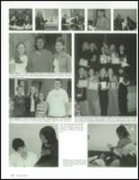 2001 Union County High School Yearbook Page 152 & 153